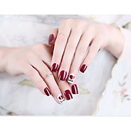 Bộ 24 móng tay giả nail thơi trang (như hình-M312) thumbnail