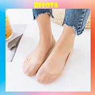 Combo 10 Tất hài nữ đi giày búp bê Hàn Quốc cực đẹp xinh xắn T61 thumbnail