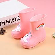 Ủng đi mưa cho bé trai và bé gái (UNG01) thumbnail