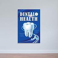 Tranh treo phòng khám nha khoa, nhiếu mẫu sáng tạo, giá hấp dẫn thumbnail
