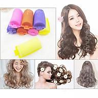 Lô 8 dụng cụ cuốn tóc uốn tóc bằng mút không xài điện xài nhiệt thumbnail