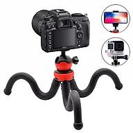 Giá đỡ điện thoại máy ảnh Selfiecom MT04 dạng tripod 3 chân bạch tuộc uốn dẻo - Hàng chính hãng thumbnail