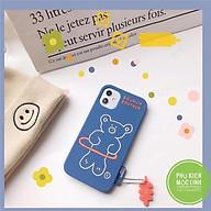 Ốp gấu bear Brunch Brother dành cho .Iphone 6plus 7plus 8plus X xs max 11 11 pro max - Tặng kèm móc tay thumbnail