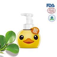 Bọt rửa tay KHÁNG KHUẨN cho bé Rubber Duck 400ml thumbnail