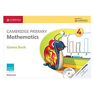 Cambridge Primary Mathematics 4 Games Book with CD-ROM thumbnail