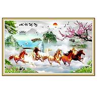 Tranh mã đáo dán tường NewTM-0125K thumbnail