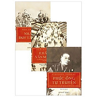 Combo Bộ Sách Kỷ Niệm 150 Năm Nhật Bản Duy Tân (Bộ 3 Cuốn) thumbnail