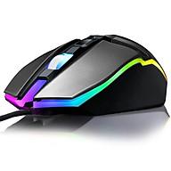 Chuột Chơi Game Có Dây Limeide X2 2400 DPI LED RGB - Hàng nhập khẩu thumbnail
