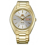 Đồng hồ cơ nam Orient 3 sao FAB00004W9 Automatic chính hãng thumbnail