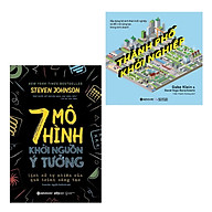 Combo Khởi Nghiệp Kinh Doanh 7 Mô Hình Khởi Nguồn Kinh Doanh + Thành Phố Khởi Nghiệp thumbnail