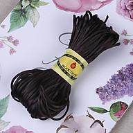 Bó 10m-20m dây tim bóng handmade loại 1,5mm - Dây vải bóng 1.5mm để đan vòng, thắt dây handmade - Ngọc Quý Gemstones thumbnail