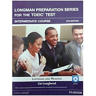 Longman Preparation TOEIC (5 Ed.) VN Inter Student Book With I-Test - Paperback 9780132861427 thumbnail