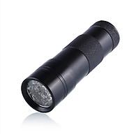 Đèn pin soi tiền giả mini 12 bóng Led tặng kèm 3 pin AAA thumbnail