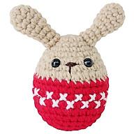 Thỏ Trứng Đỏ S - Little Easter Egg Red - WT-073RBR-S thumbnail