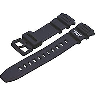 Genuine Casio Replacement Watch Strap 10302043 for Casio Watch AE-2000W-1AVH, WV-200A-1AVD + Other models thumbnail