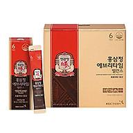 Tinh Chất Hồng Sâm Everytime Balance 10ml x 30 gói - CKJ Korean Red Ginseng Extract Everytime Balance 10ml x 30 Sticks thumbnail