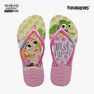 HAVAIANAS - Dép trẻ em Kids Tangled 4141586-0642 thumbnail