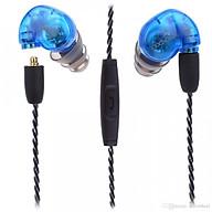 Tai nghe Moxpad X6 in-ear Monitor Bass HD - Hàng chính hãng thumbnail