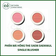 Phấn má hồng The Saem Saemmul Singhle Blusher(Mới) thumbnail