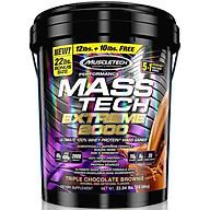 Sữa tăng cân tăng cơ MuscleTech MassTech Extreme 2000 22lbs (10kg) thumbnail