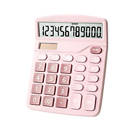 Desktop Calculator Standard Function Calculator with 12-Digit Large LCD Display Solar & Battery Dual Power for Home thumbnail