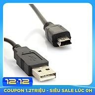 Dây Cáp Dài 2m Chuyển Đổi USB 2.0 Ra Mini USB thumbnail