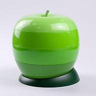Khay mứt hình táo - Hộp mứt xoay hình quả táo thumbnail