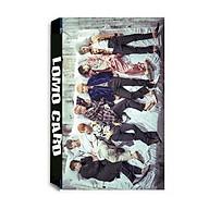 Lomo card BTS WINGS thumbnail