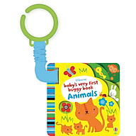 Baby S Very First Buggy Book Animals thumbnail