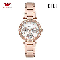 Đồng hồ Nữ Elle dây thép không gỉ 33mm - ELL23004 thumbnail