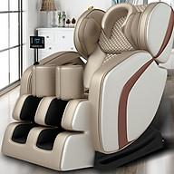 Ghế massage kiểu mới màn LCD cảm ứng, kiểu 0 trọng lực, có thể phát nhạc massage toàn tự động cao cấp mới FU205 thumbnail