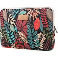 Túi chống sốc laptop, macbook, ipad, tablet Floral nhiều kích cỡ thumbnail