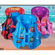 Áo phao bơm hơi , áo phao tập bơi cho bé , áo phao an toàn cho bé thumbnail