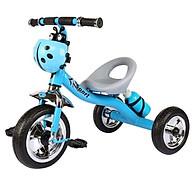 Xe đạp 3 bánh bình nước có giỏ để đồ hình con bọ (giao màu bé trai) thumbnail