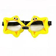 Kính bơi hình ngôi sao màu vàng cho bé 3-8 tuổi thumbnail