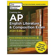 Cracking The AP English Literature & Composition Exam, 2020 Edition (College Test Preparation) thumbnail