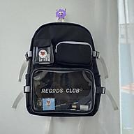 Balo Thời Trang Regods club ss1 Unisex học sinh sinh viên đi học laptop thumbnail