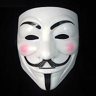 Mặt nạ hacker - Anonymous Mặt Nạ hóa trang Halloween thumbnail