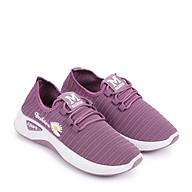 Giày vải nữ thêu hoa cúc,giày đi bộ hot hit thumbnail