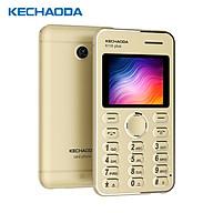 KECHAODA K116 Plus 2G GSM Feature Phone Dual SIM 1.8 Screen 32MB BT Dialer 0.08MP Rear Camera 400mAh Non-detachable thumbnail