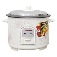 Nồi Cơm Điện Nắp Rời Happy Cook HCD-182 (1.8L) - Hàng chính hãng thumbnail