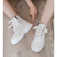 Giày bốt bé gái STL038 thumbnail