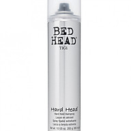 Gôm xịt tóc giữ nếp cứng Tigi Hard Head thumbnail