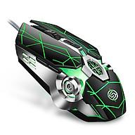 Chuột có dây chuyên game K-SNAKE Q7 HTELE - Màu ngẫu nhiên - Hàng chính hãng thumbnail