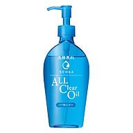 Dầu Tẩy Trang Sạch Sâu Senka All Clear Oil 14847 (230ml) thumbnail