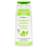 Nước vệ sinh mặt và cơ thể cho bé không cần rửa lại Alphanova 200ml-Hàng nhập khẩu từ Pháp thumbnail