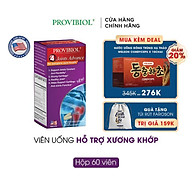 Viên uống glucosamine bổ xương khớp Provibiol 4 Joints Advance hộp 60 viên thumbnail