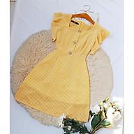 Đầm cổ vuông thiết kế Thanh Lịch Nhẹ Nhàng thoải mái với lớp lót cotton mềm mịn thumbnail