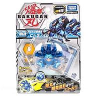 Đồ chơi BAKUGAN 144892 Chiến binh rắn năm đầu HYDRANOID BLUE thumbnail