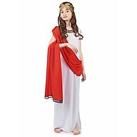 Trang Phục Hóa Trang Nữ Thần La Mã Roman Girl Cho Bé Gái thumbnail